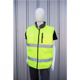 Gilet neuf réversible taille XL